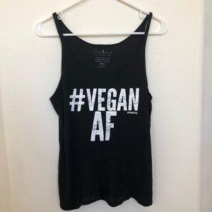 Vegan AF tank